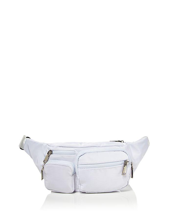 AQUA - Multi Zip Belt Bag - 100% Exclusive