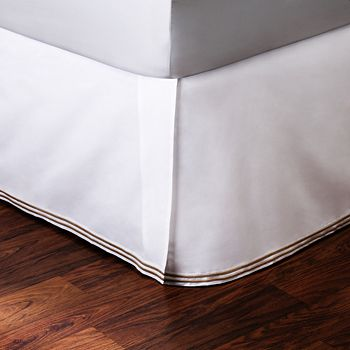 """Hudson Park Collection - """"Italian Percale"""" King Bedskirt - 100% Exclusive"""