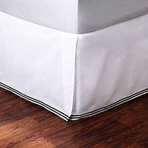 Hudson Park Italian Percale Queen Bedskirt - 100% Exclusive