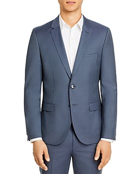 HUGO - Arti Textured Weave Extra Slim Fit Suit Jacket