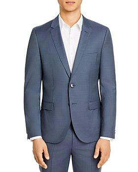 HUGO - Arti Textured Weave Extra Slim Fit Suit Jacket