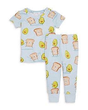 Angel Dear - Unisex Avocado Toast Pajama Set - Baby