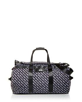 Versace Jeans Couture - Logo Print Duffle Bag