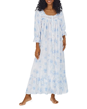 Printed Long Nightgown