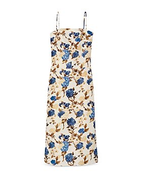 Tory Burch - Floral Print Sheath Dress