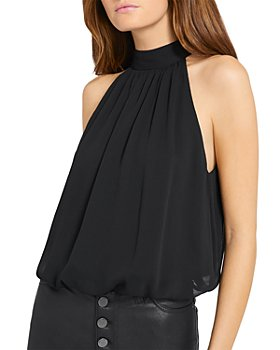 Alice and Olivia - Maris Halter Neck Top