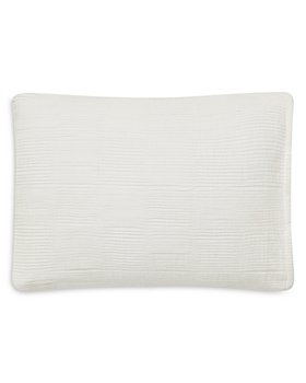 "Ralph Lauren - Willa Pleated Decorative Pillow, 15"" x 20"""