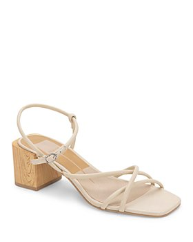 Dolce Vita - Women's Zilla Strappy High Heel Sandals