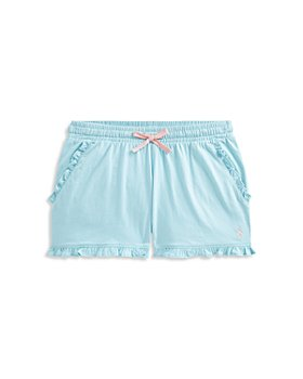 Ralph Lauren - Girls' Ruffled Shorts - Little Kid, Big Kid