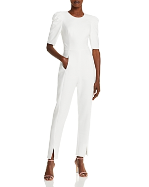 Russo Puff-Sleeve Jumpsuit