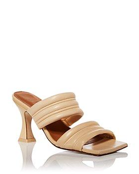Miista - Frostine Double Strap Mule Sandals