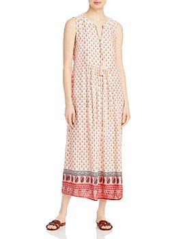 BeachLunchLounge - Kamarin Printed Midi Dress