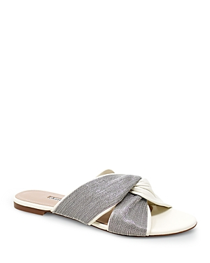 Charles David WOMEN'S KENDALL SLIP ON TWISTED SANDALS