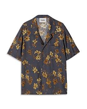 Nanushka - Venci Floral Camp Shirt