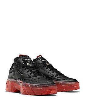 Reebok - Women's Cardi B Club C Low Top Sneakers