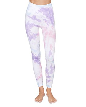 Spiritual Gangster - Tie Dyed Leggings