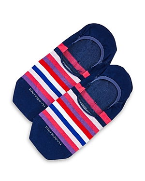 Invitouch Striped No-Show Socks