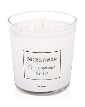 Mizensir - Cuir et Feu Candle 8.1 oz.