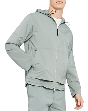 Theory HASKEL KELSO PIQUE PACKABLE JACKET