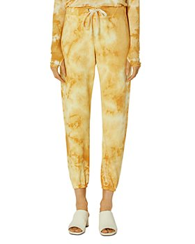 Enza Costa - Tie Dye French Terry Jogger Pants