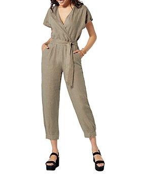 Joie - Azita Belted Linen Jumpsuit