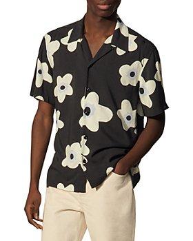 Sandro - Bloom Printed Shirt