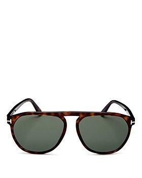 Tom Ford - Men's Jasper Round Sunglasses, 58mm