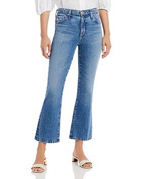 AG - Jodi Crop Jeans In Starlet