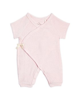 Oliver & Rain - Girls' Terrycloth Kimono Playsuit - Baby