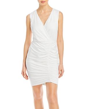 Oakley Ruched Sheath Dress
