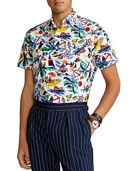 Polo Ralph Lauren - Classic Fit Tropical Oxford Shirt