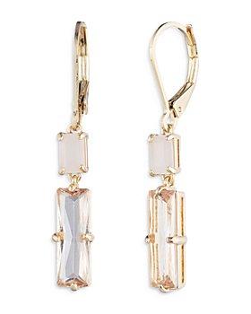 Ralph Lauren - Stone Double Drop Earrings