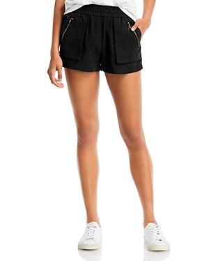 Britney Patch Pocket Shorts