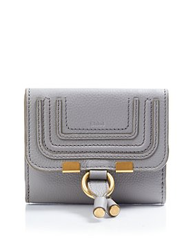 Chloé - Marcie Square Leather Wallet