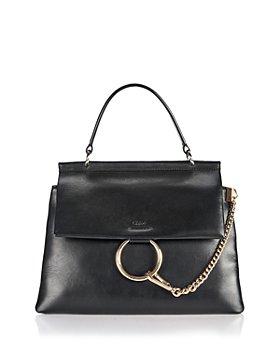 Chloé - Faye Medium Leather Day Bag