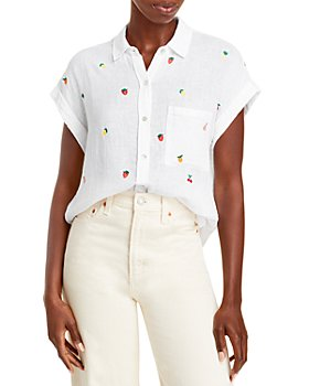 Rails - Whitney Embroidered Shirt