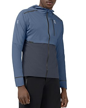 On - Weather Packable Tech Jacket