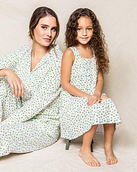 Petite Plume - Mommy & Me Citron Sleepwear