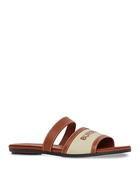 Burberry - Women's Honour Slip On Sandals