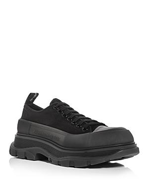Alexander McQUEEN Men's Tread Slick Low Top Sneakers