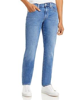Joe's Jeans - The Brixton Slim Straight Jeans in Magnolia