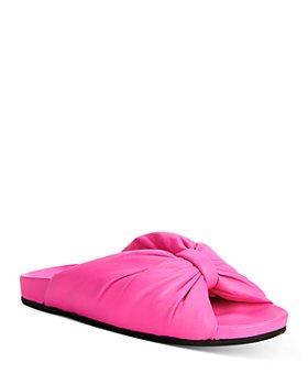 Balenciaga - Women's Puffy Mule Sandals