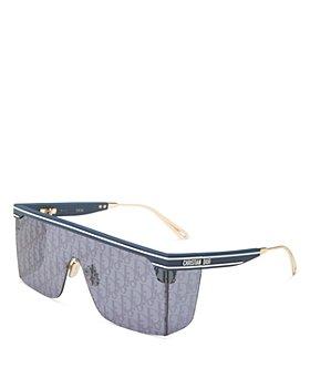 Dior - Women's Flat Top Mask Sunglasses, 140mm