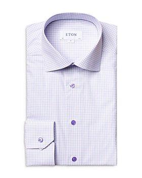 Eton - Contemporary Fit Check Dress Shirt