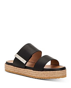 Aquatalia - Women's Mae Espadrille Platform Sandals