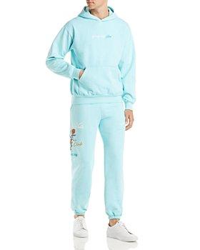 Beverly Hills Club - Unisex Bugs Bunny Space Jam: A New Legacy Sweatshirt & Sweatpants