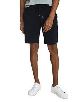 REISS - Brad Drawstring Shorts