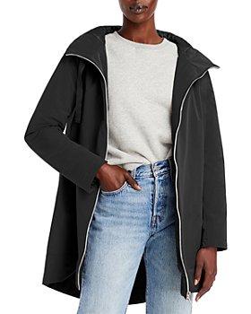 Herno - Hooded Packable Rain Coat
