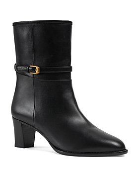Gucci - Women's Logo Ankle Boots