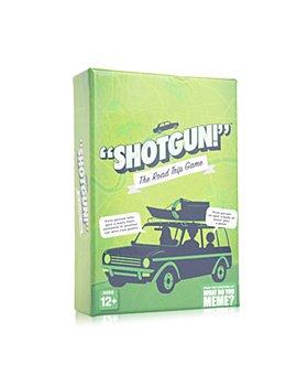 """What Do You Meme - """"Shotgun!"""" The Roadtrip Card Game"""